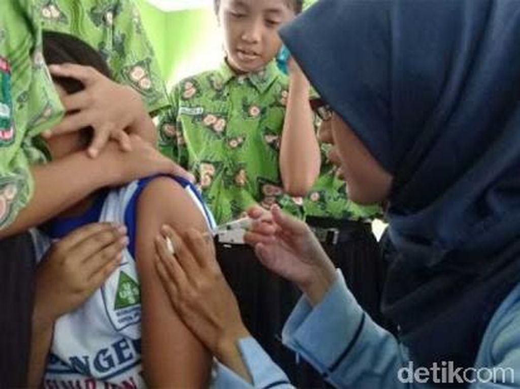 Belasan Anak SD di Kabupaten Malang Sempat Terindikasi Difteri