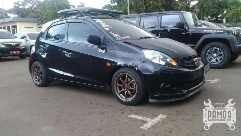 Honda Brio Racing ala PNS