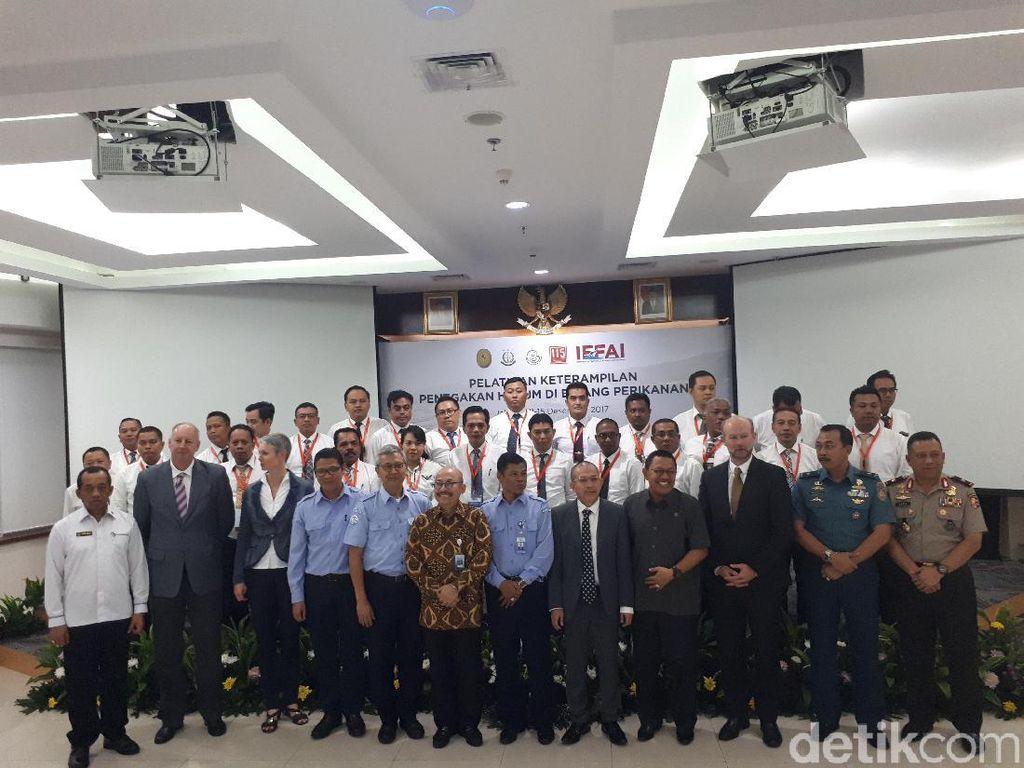 Berantas Maling Ikan, KKP Latih 30 Hakim MA dan Jaksa