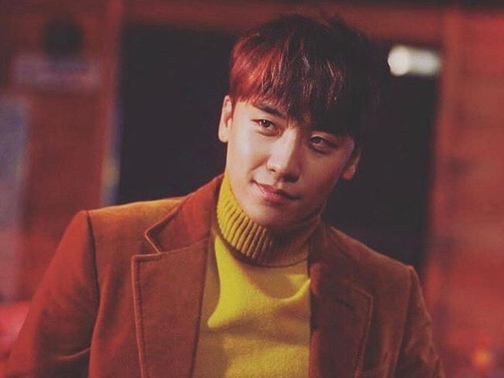 Seungri BIGBANG Bakal Konser Solo Terakhir Sebelum Wamil 2019