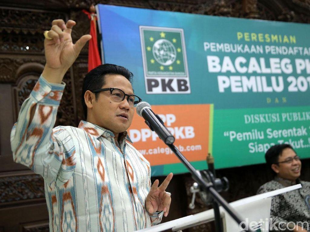 PKB: Cak Imin Bisa Sinergi dengan Megawati Perkuat Pancasila