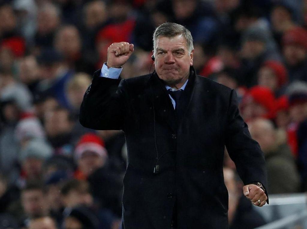 Everton Berpisah dengan Sam Allardyce