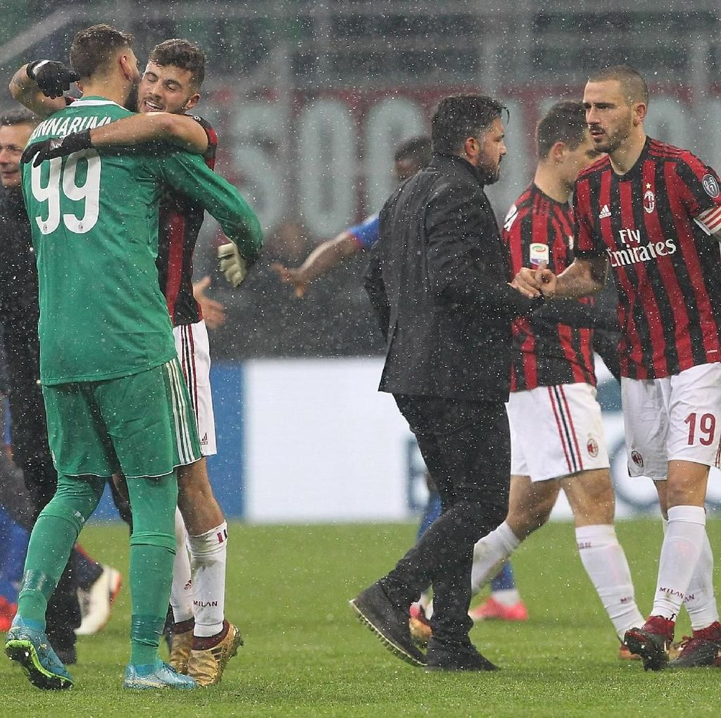 Milan Ingin Bangun Kepercayaan Diri dengan Kemenangan atas Verona