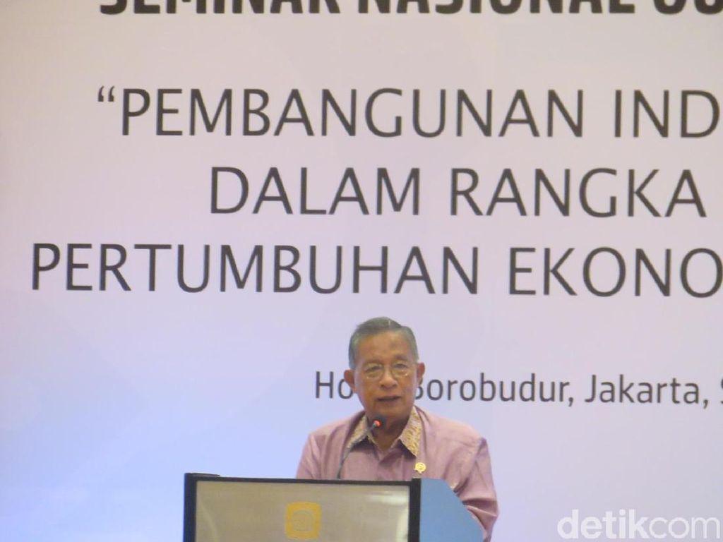 4 Tahun Jokowi-JK, Darmin: Ekonomi Meningkat Tapi Pelan-pelan