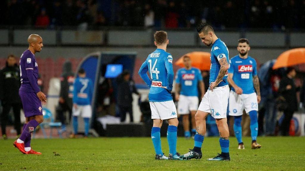 Mulai Seret Gol, Napoli Kehabisan Bensin?
