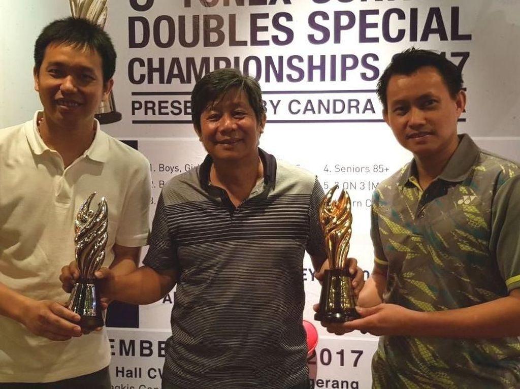 Yonex-Sunrise Doubles Championships Tawarkan Hadiah Total Rp 200 Juta