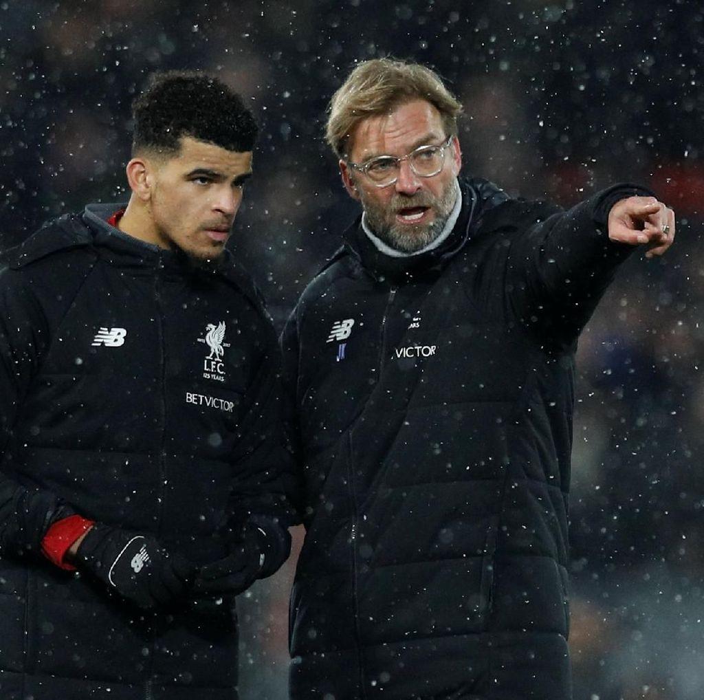 Karena Gaya Main Liverpool, Sudah Benar Klopp Melakukan Rotasi Pemain