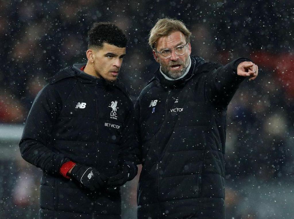 Klopp Sebut Liverpool Senang dengan Kebijakan Rotasinya