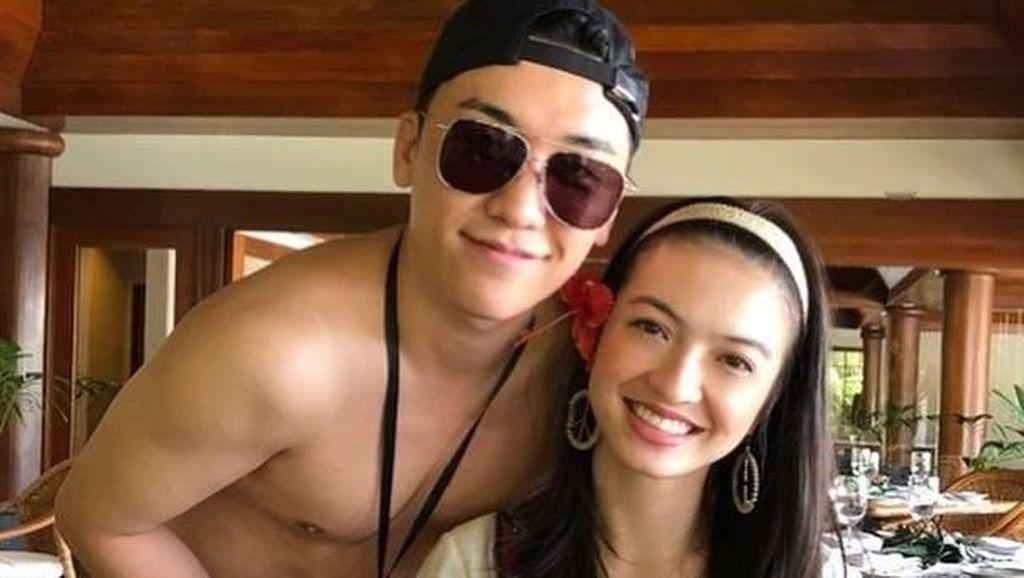 Foto: Intip Liburan Raline Shah & Seungri di Filipina