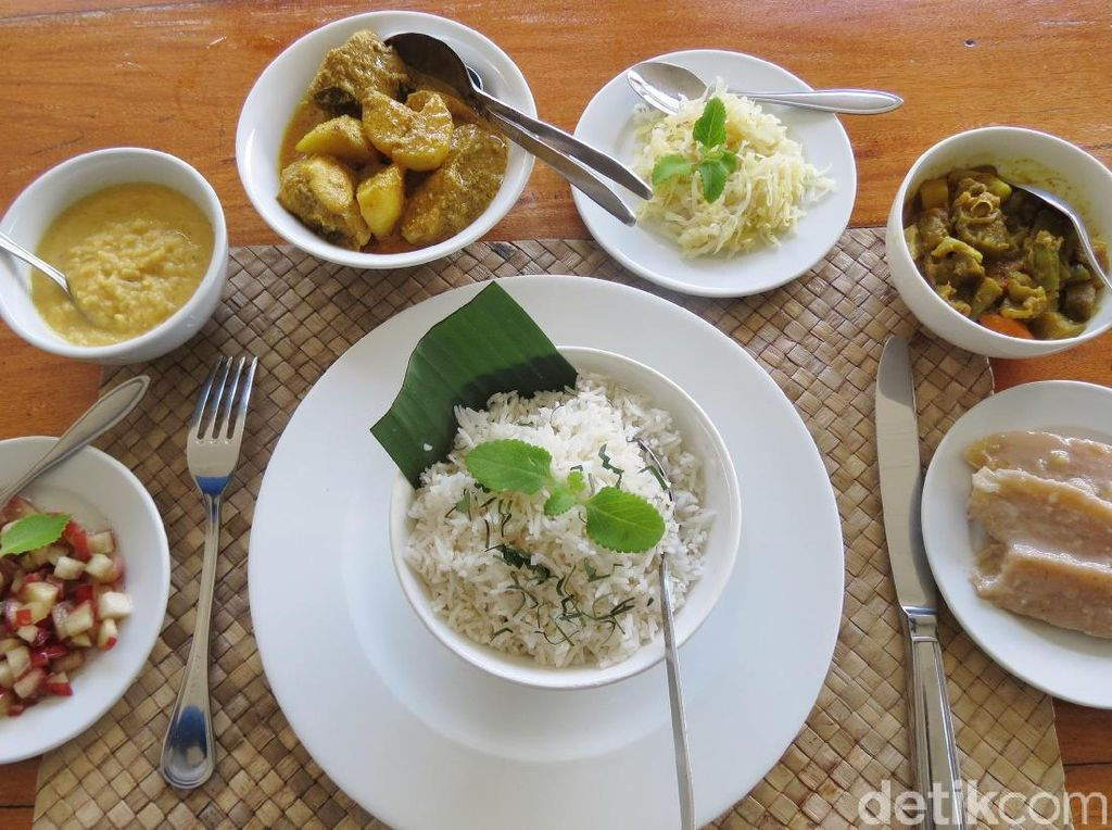 Foto: Wisata Kuliner Creole, Petualangan Rasa dari Seychelles