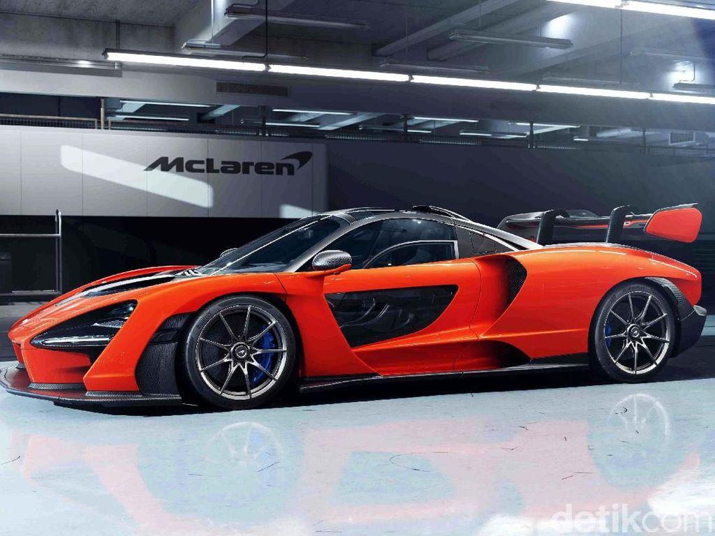 McLaren Ogah Ikutan Bikin SUV