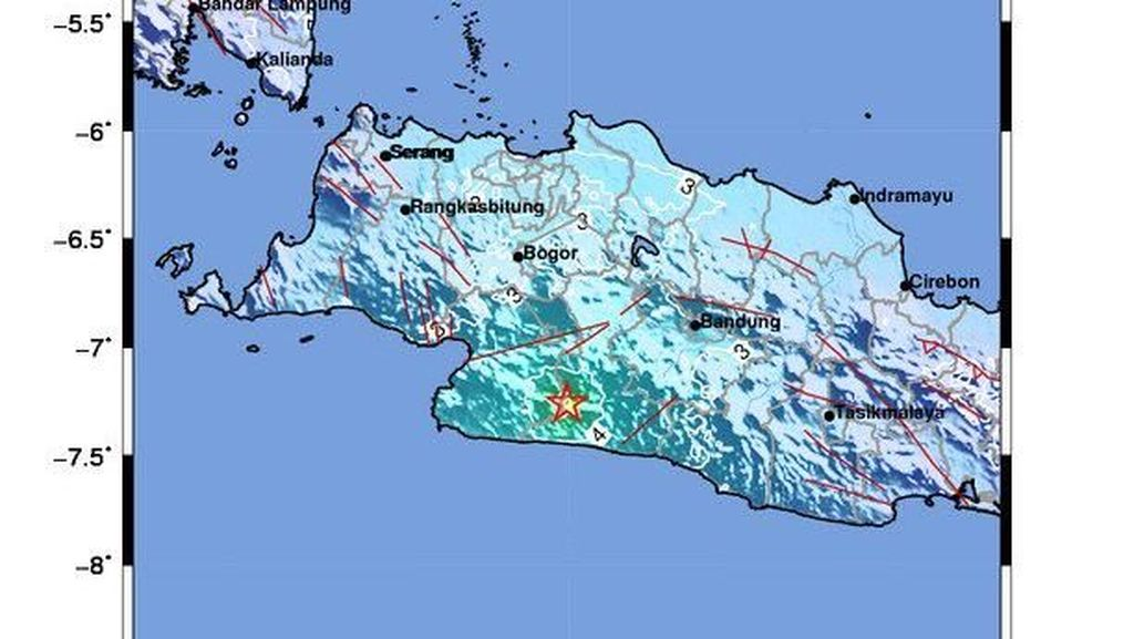 #Gempa Menerjang, Awas Tsunami!