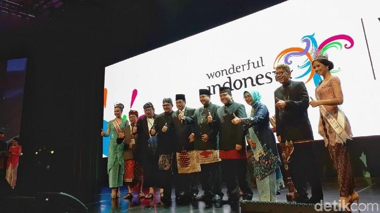Suasana Rakornas Pariwisata IV 2017 di The Kasablanka Hall, Jakarta (Kurnia/detikTravel)