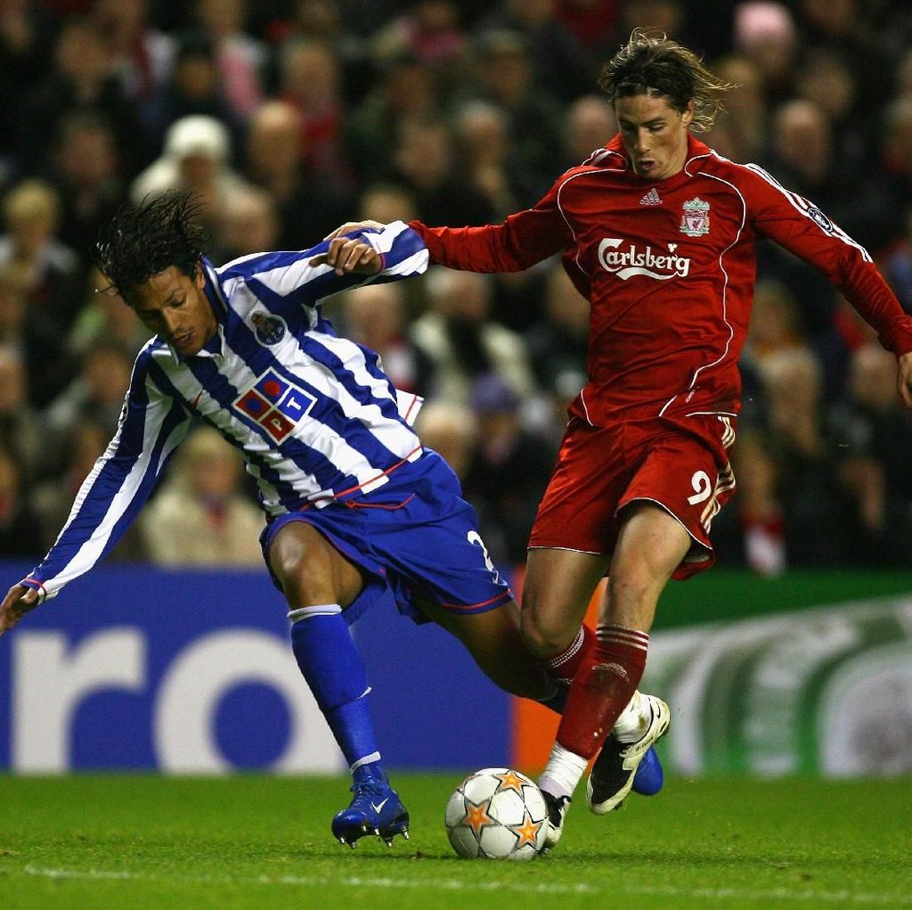 Rekor Tak Apik Liverpool Lawan Tim-Tim Portugal