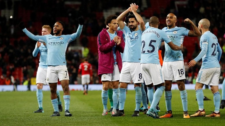 Karena Hasil Derby Manchester Lebih dari Sekadar Pertandingan