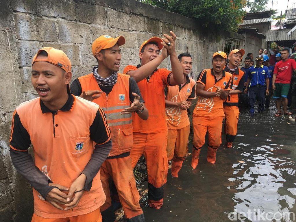 Pemprov DKI Pastikan Pasukan Oranye Dapat THR