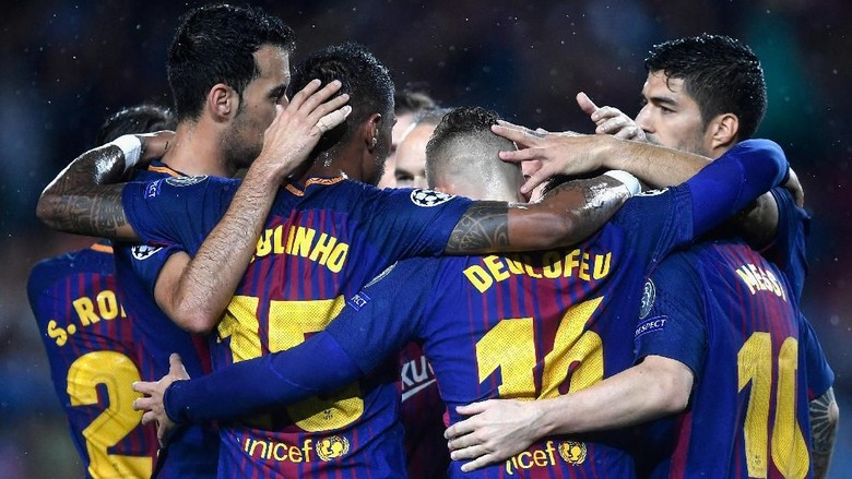 Senjakala Dominasi Spanyol di Liga Champions?