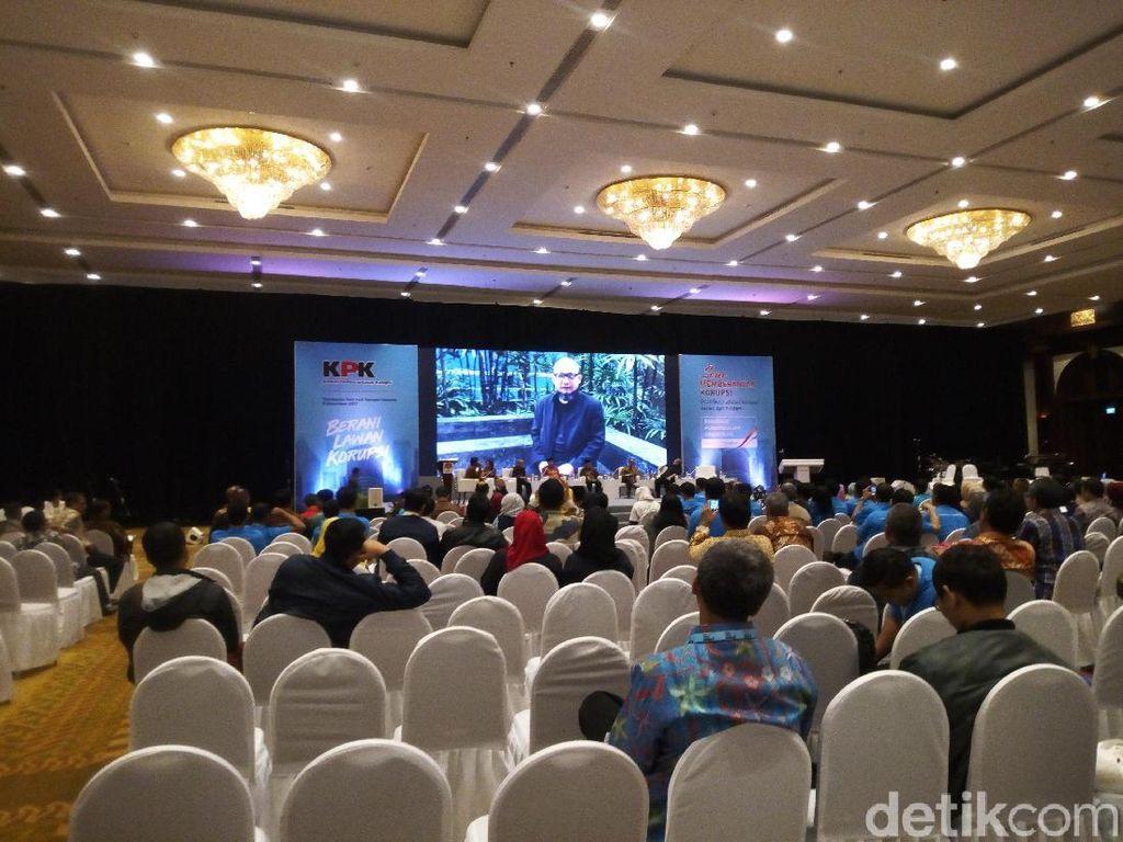 KPK Putar Video Novel Baswedan di Peringatan Hari Antikorupsi