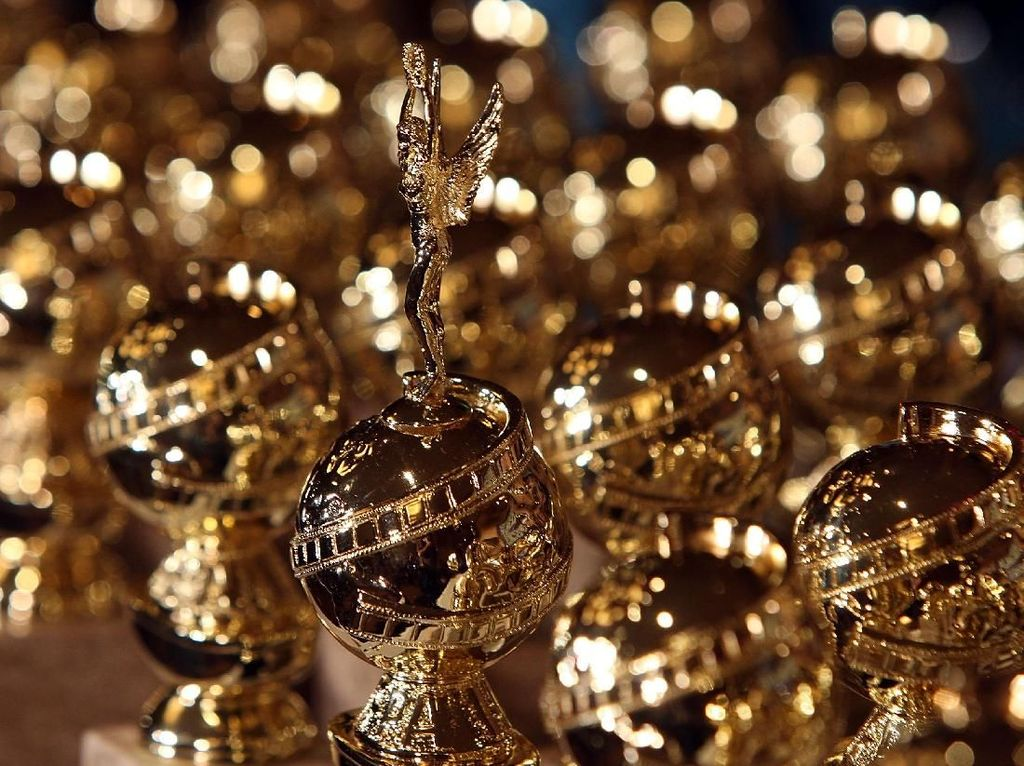 Ini Daftar Lengkap Nominasi Golden Globe Awards 2019