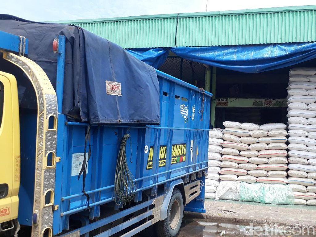 Harga Beras Medium di Cipinang Rp 11.000/Kg