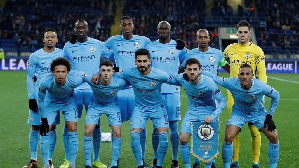 Pochettino: City Tim Terbaik Eropa