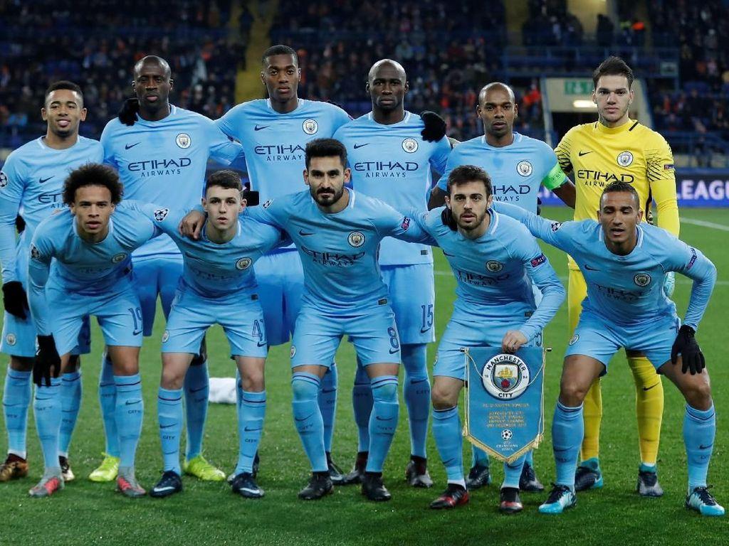City dan Kutukan 16 Besar Liga Champions