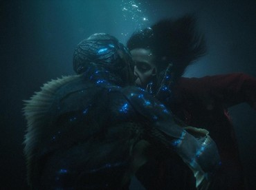 The Shape of Water Disebut Berbeda dengan Let Me Hear You Whisper