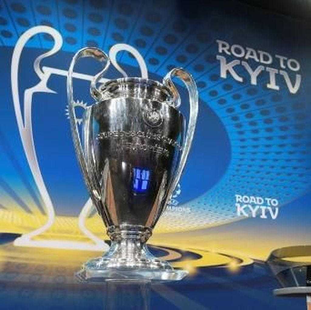 Drawing Liga Champions: Juventus Vs Madrid, Liverpool Lawan City
