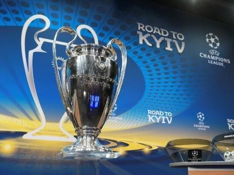 Drawing Liga Champions: Juventus Vs Madrid, Liverpool Lawan City