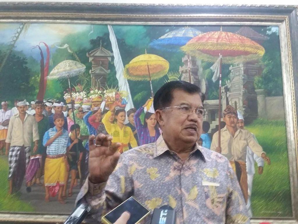 JK Sebut Rapimnas Jadi Jalan untuk Rehabilitasi Nama Golkar
