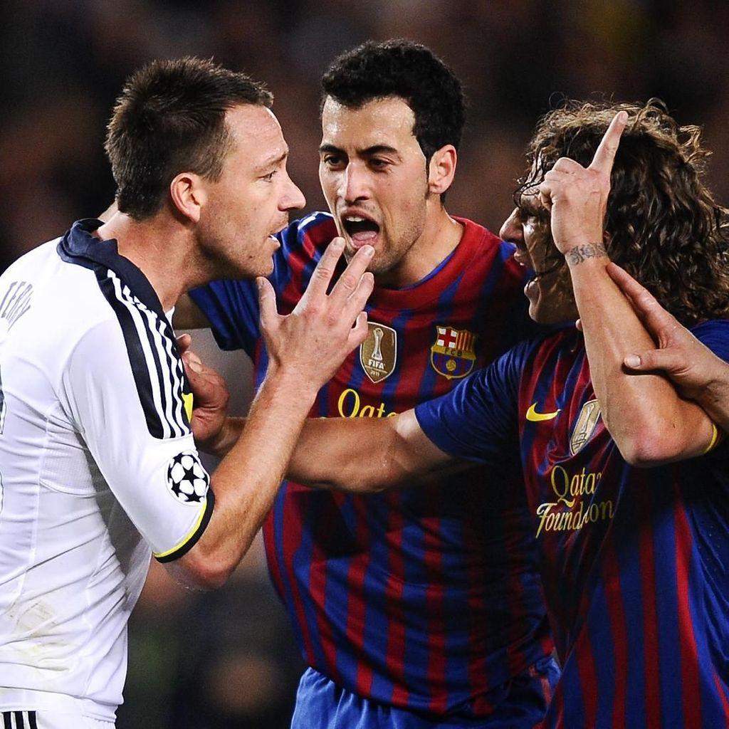 Saatnya Duel Chelsea vs Barcelona