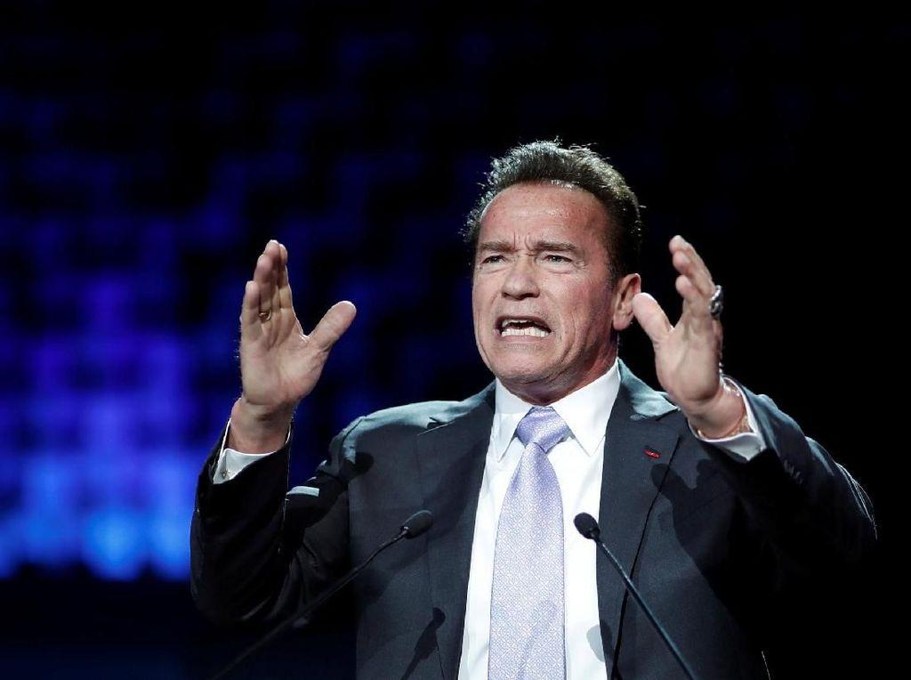 Arnold Schwarzenegger Tuntut Perusahaan Robot Rusia Rp 141 M