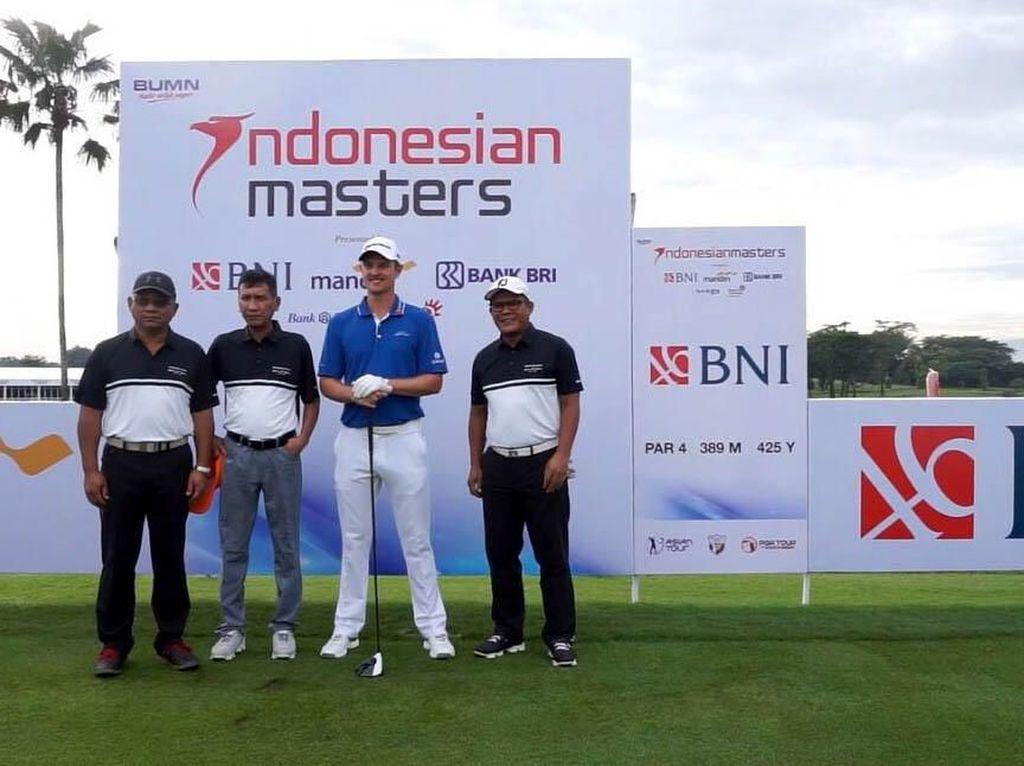 Justin Rose Ramaikan Pro-Am Indonesian Masters 2017