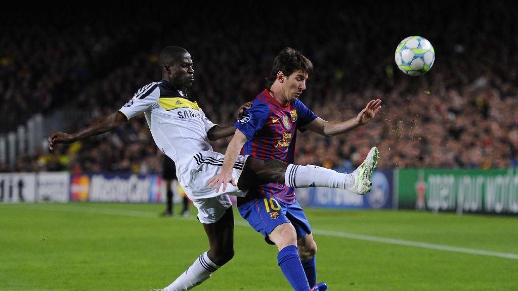 Deretan Gol-gol Keren di Laga Chelsea vs Barcelona