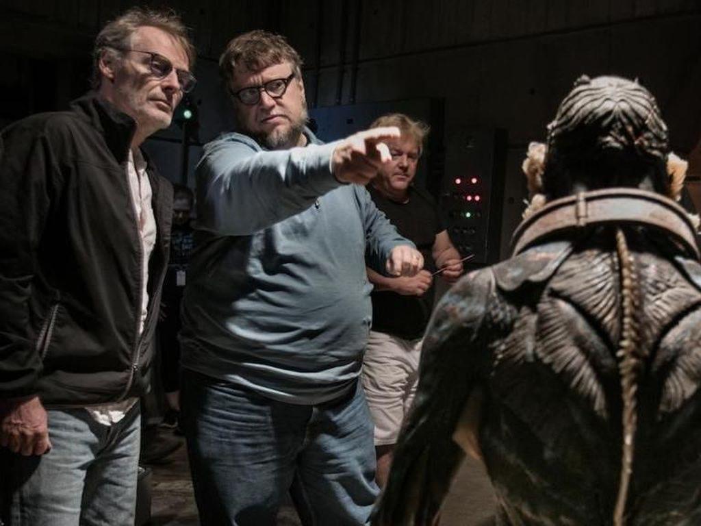 Seram! Rumah Monster Guillermo del Toro, Peraih Oscar 2018
