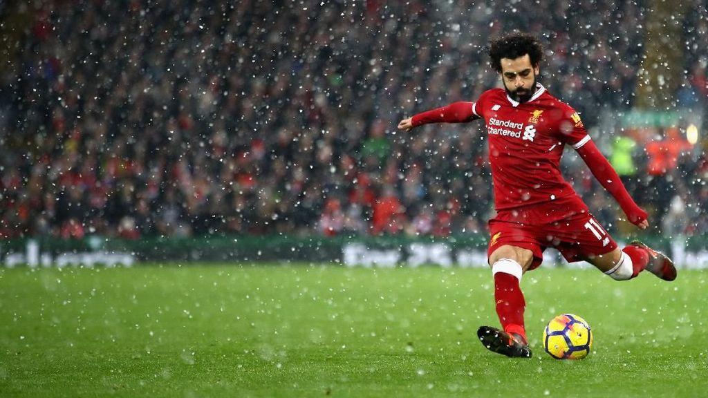 Pemain Kidal Tebaik: Salah atau Messi, Klopp?