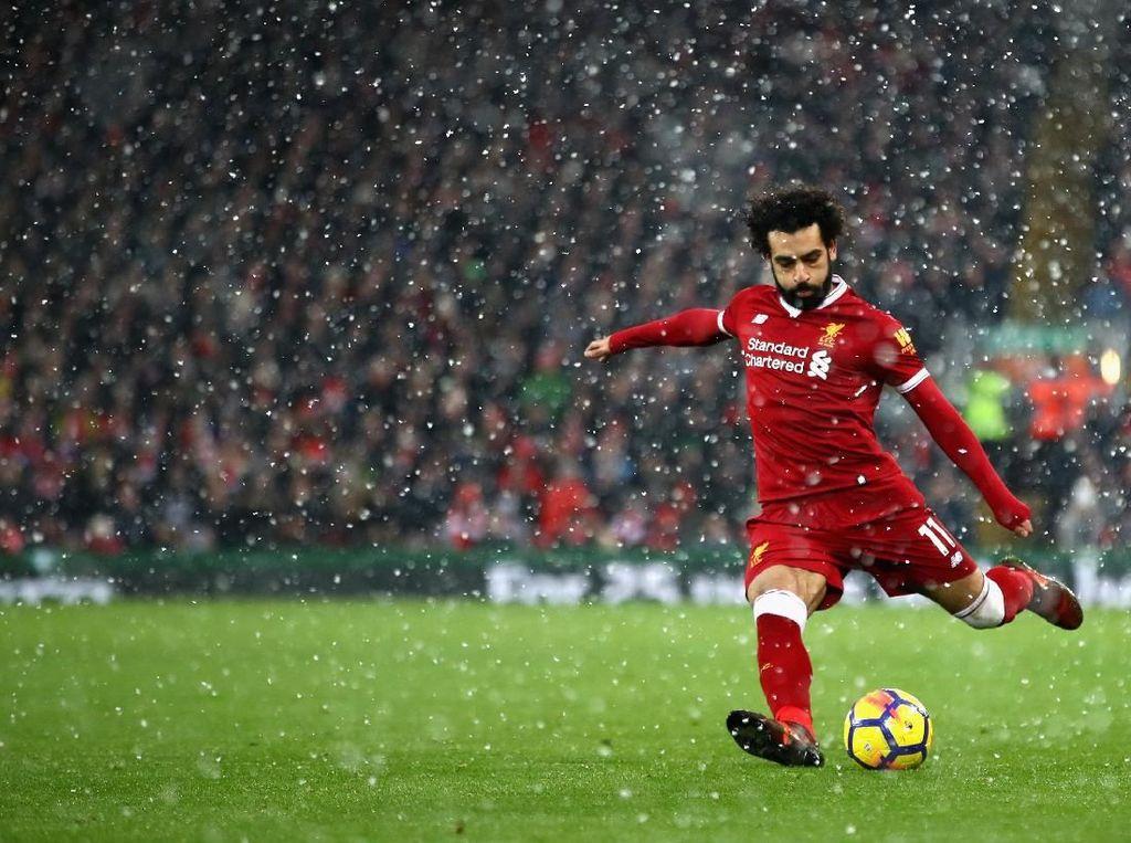 Salah Ada Karena Kerja Keras Tim Pencari Bakat Liverpool