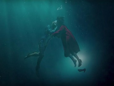 The Shape Of Water Dituding Plagiat