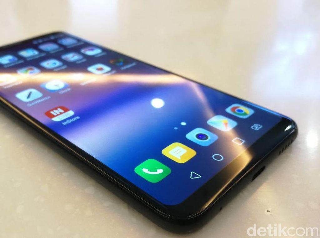 Alasan LG Lebih Memilih Rilis V30+ Ketimbang V30