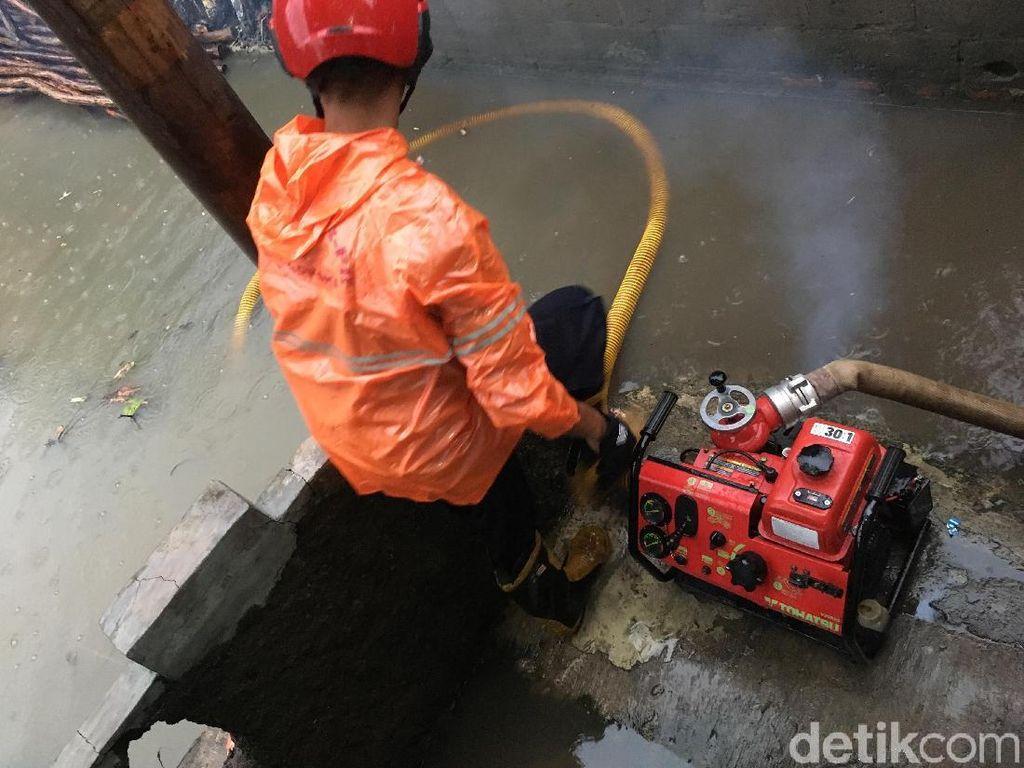 Cegah Banjir di Jakarta, Anies Siapkan 450 Pompa