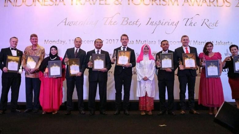Para pemenang ITTA 2017/2018 (dok ITTA Foundation)
