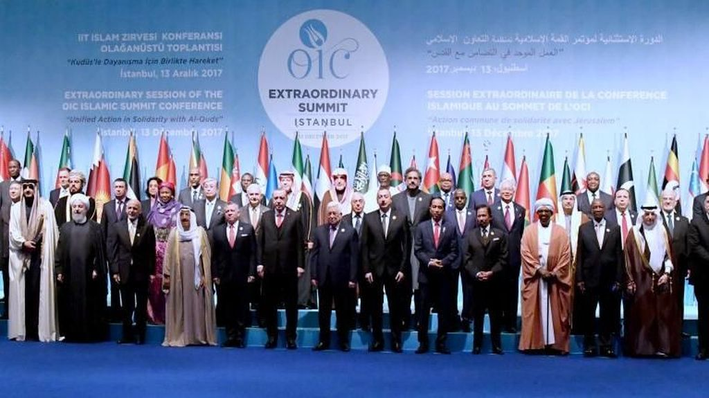 Foto: Para Kepala Negara yang Siap Bela Palestina di KTT OKI
