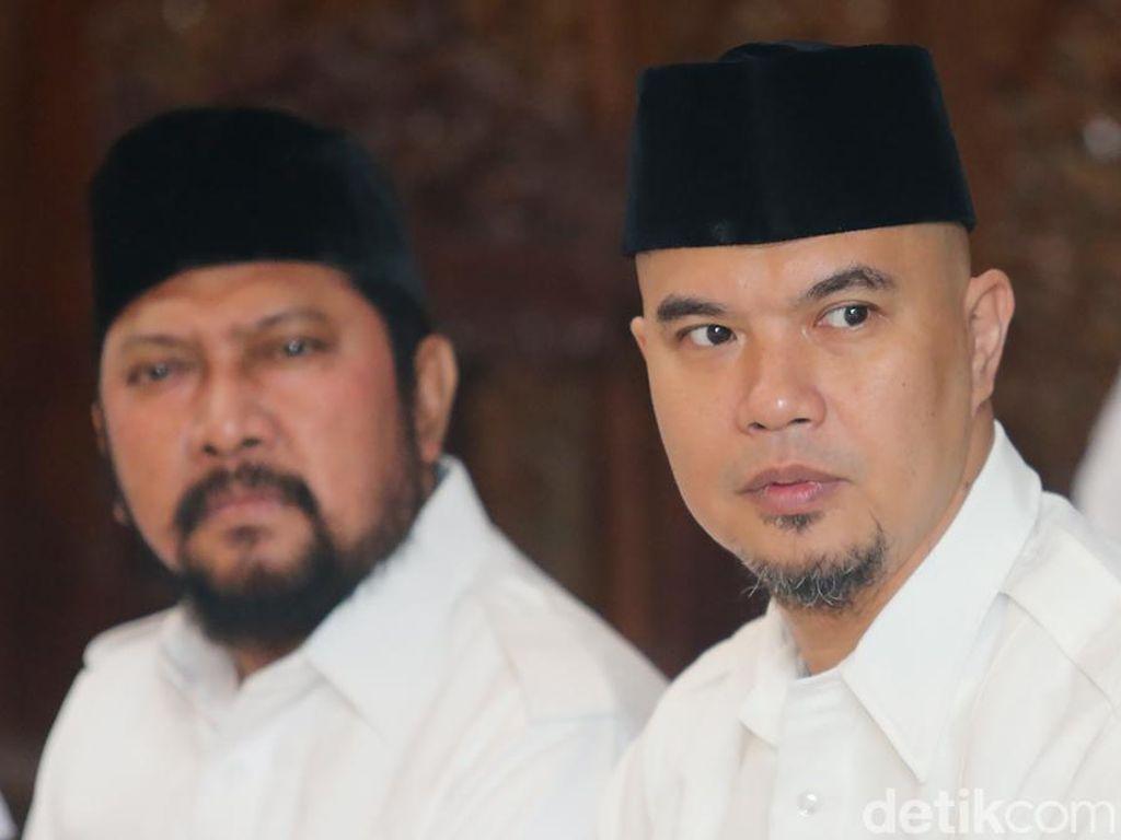 Berkas Tahap Awal Ahmad Dhani Dilimpahkan ke Kejari Jaksel
