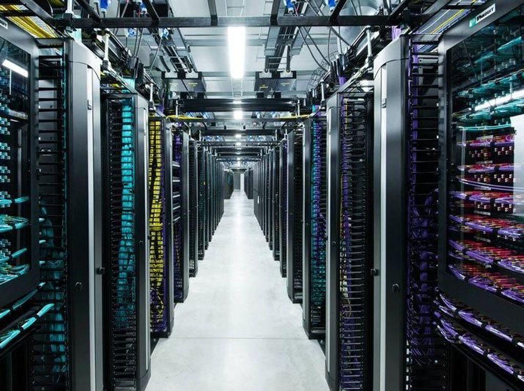 Hadirkan Cloud Platform, Google Tak Ikut Bangun Pusat Data Nasional