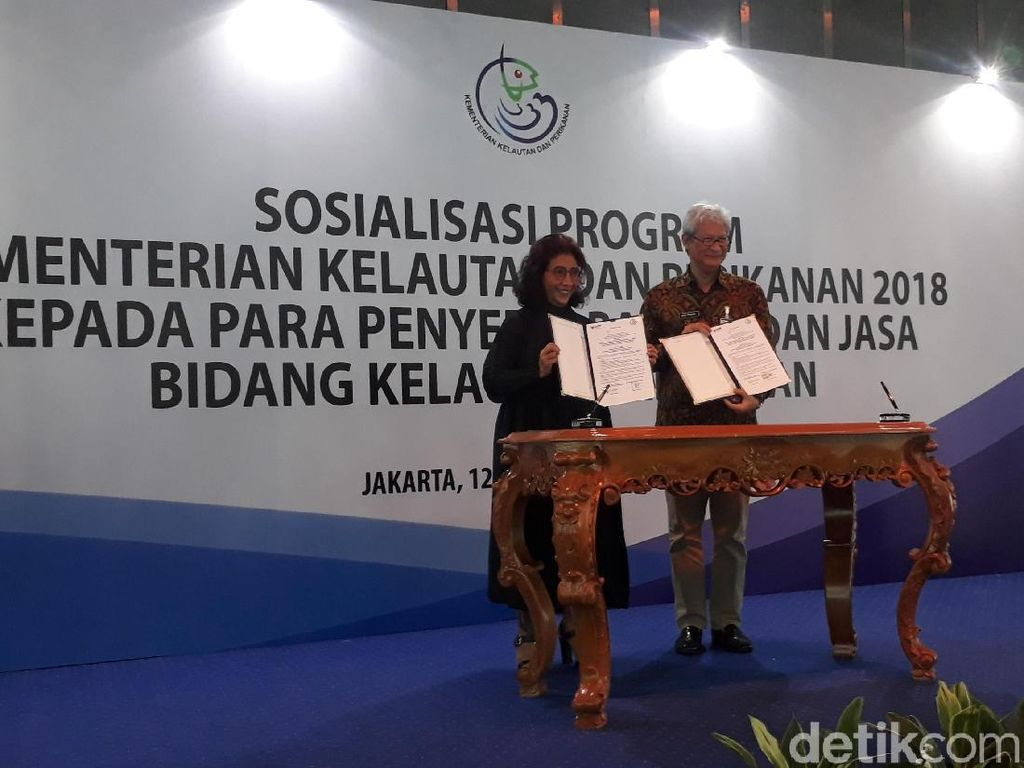 Susi Ingin Forum KKP Bisa Dorong Potensi Bisnis Sektor Perikanan