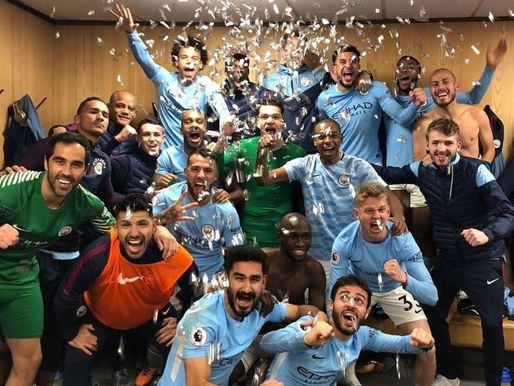 Guardiola: Kalau Kalah Terimalah, Rayakan Jika Menang