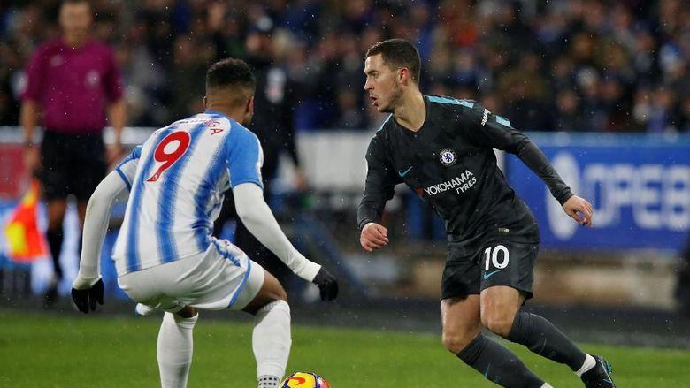 Saat Hazard Sebut Predikat Man of The Match Untuknya Salah Alamat