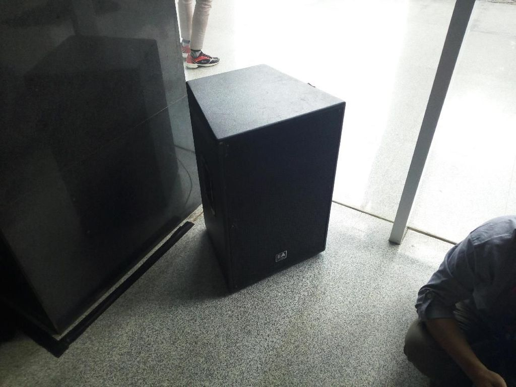 Dua Speaker Disediakan di Luar Ruang Sidang Novanto