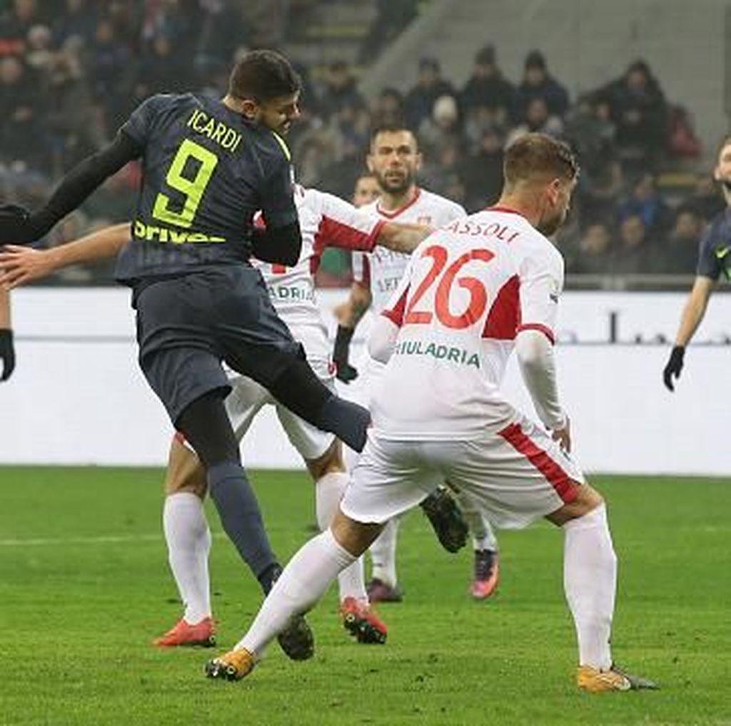 Inter Kalahkan Tim Serie C Lewat Adu Penalti