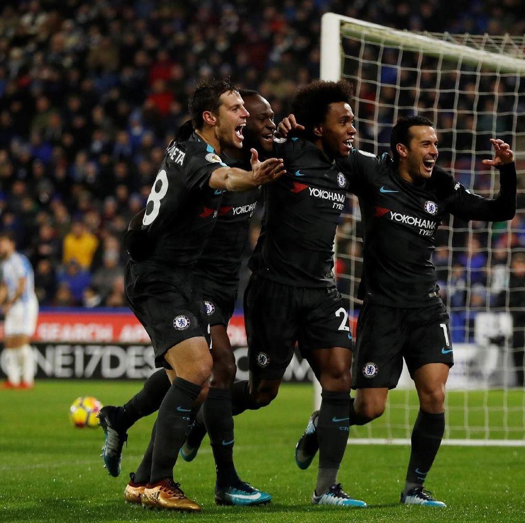 Chelsea Sudah Selalu Bikin Barcelona Kepikiran